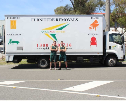Removalists Middle Park