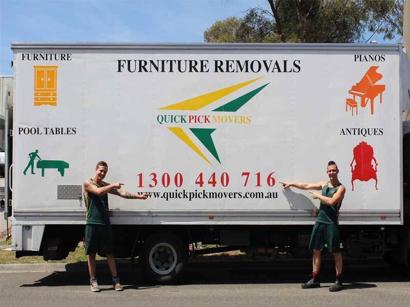 Removalists Montrose