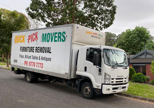 Removalists Noble Park North