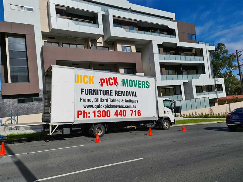 Removalists Richmond