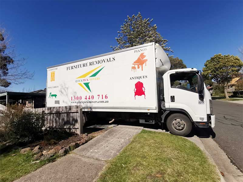 Removalists Rowville