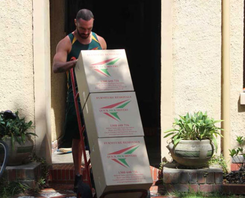 Removalists South Yarra