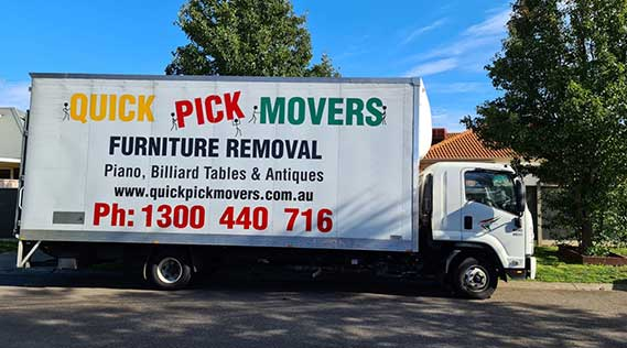 Removals Melbourne to Bright