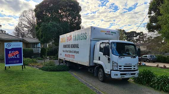 Removals Melbourne to Campbelltown