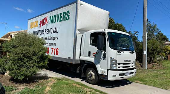 Removals Melbourne to Castlemaine