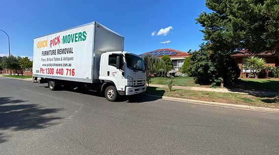 Removals Melbourne to Colac