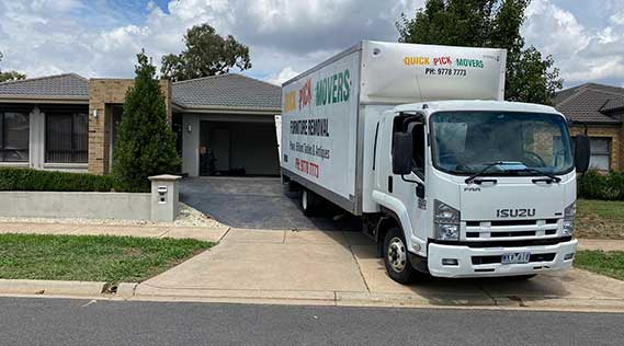 Removals Melbourne to Geelong