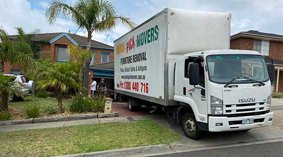 Removals Melbourne to Heathcote