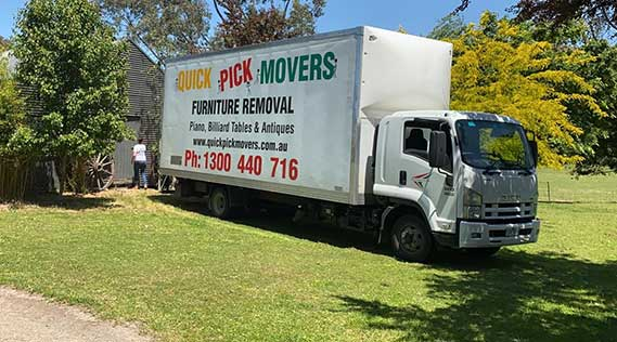 Removals Melbourne to Kyneton