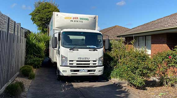 Removals Melbourne to Mansfield
