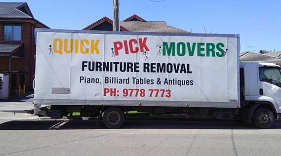 Removals Melbourne to Portsea