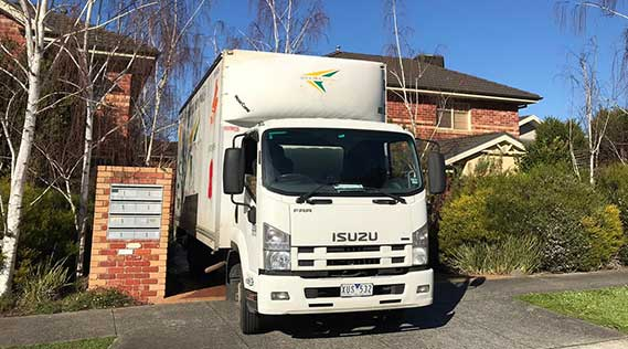 Removals Melbourne to Romsey