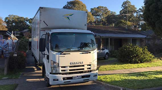 Removals Melbourne to Sale