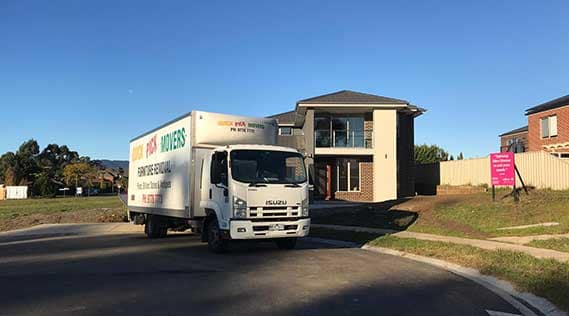 Removals Melbourne to Warrnambool