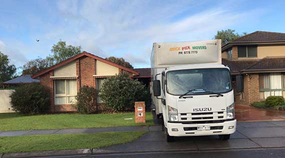 Removals Melbourne to Wodonga