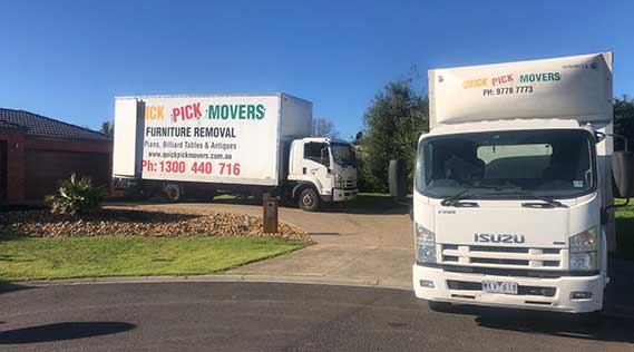 Removals Melbourne to Yarrawonga