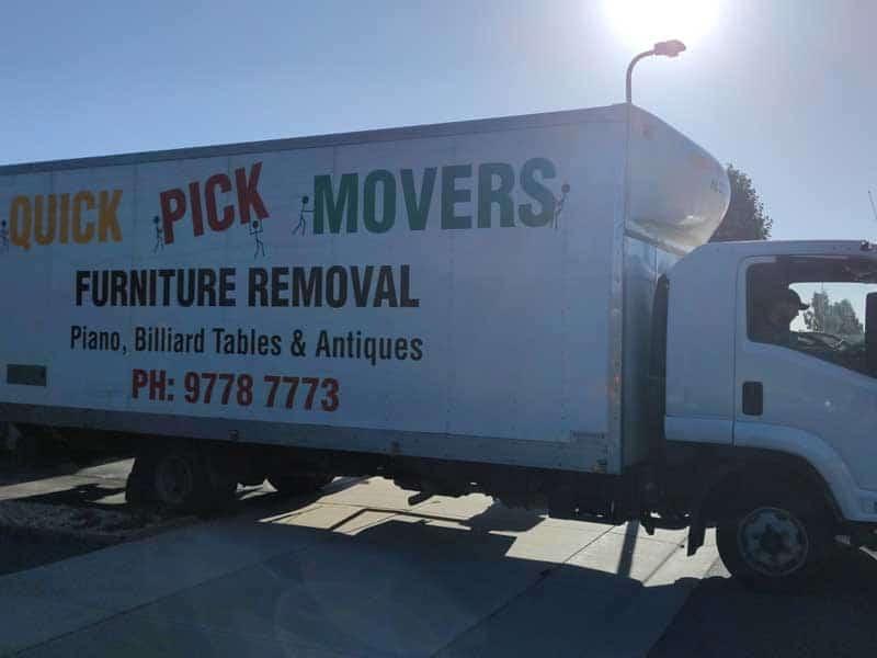 furniture removals Burwood East