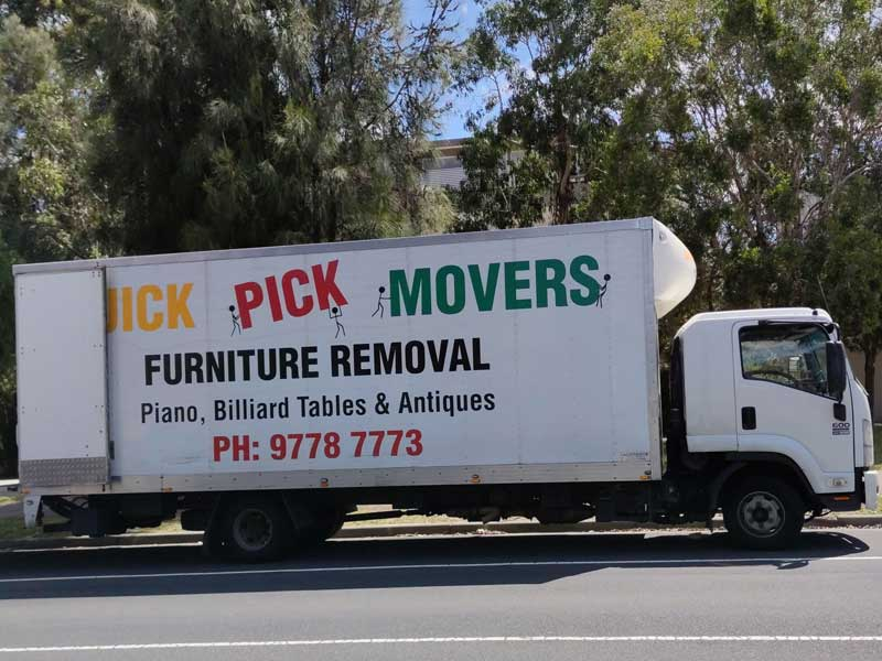 furniture removals Jacana
