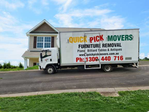 furniture removals victoria
