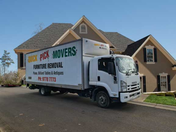removalists Victoria